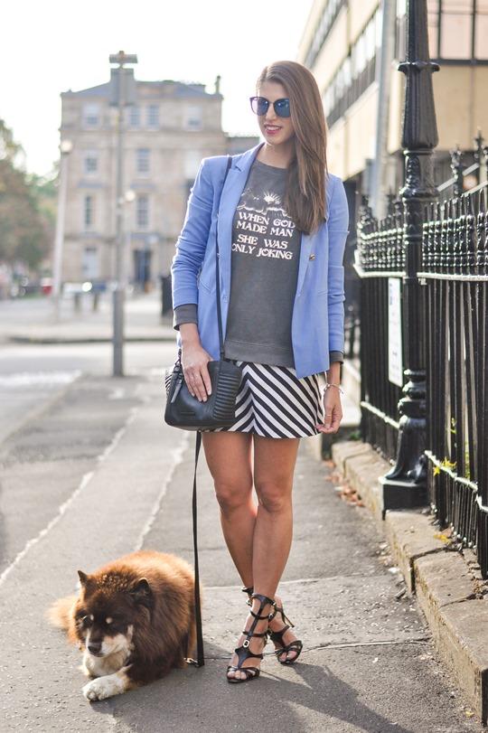 Thankfifi - Girls in Gant Rugger - fashion blogger streetstyle-3