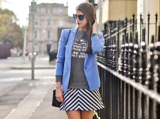 Thankfifi - Girls in Gant Rugger - fashion blogger streetstyle-6