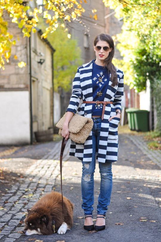 Thankfifi- H&M Trend sequin sweatshirt - fashion blogger streetstyle-2