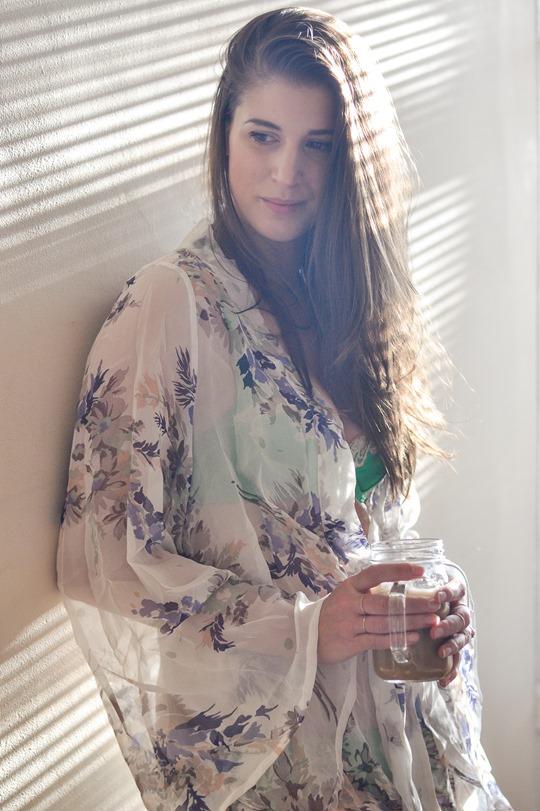 Thankfifi- Agent Provocateur Molly Bra & Brief