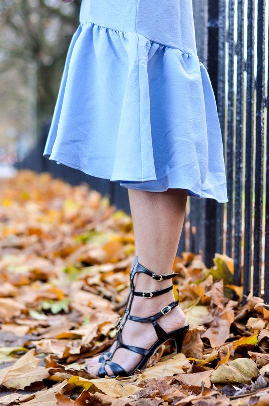 Asos Peplum Hem Skirt Boden Breton Stripe Top Fashion