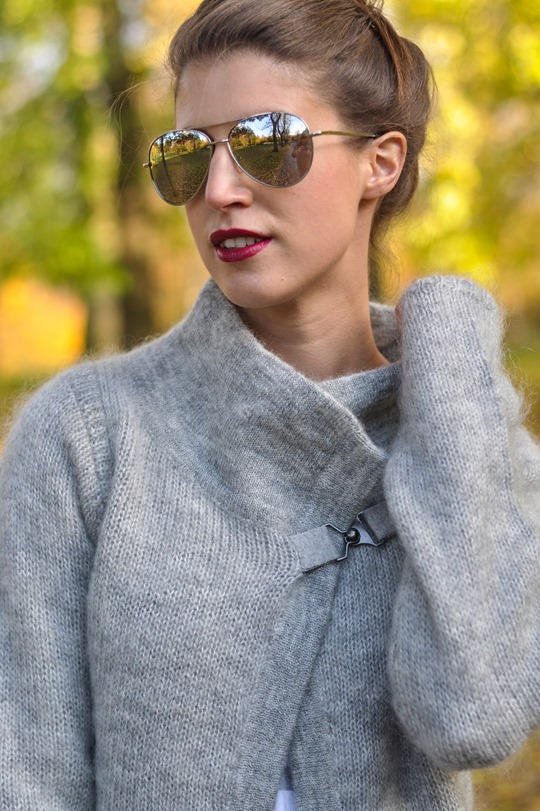 Thankfifi- Bastyan mohair knit   Hallhuber leather leggings-9