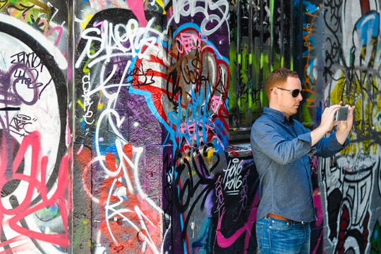 Thankfifi- Hosier Lane street art graffiti & street style, Melbourne-20