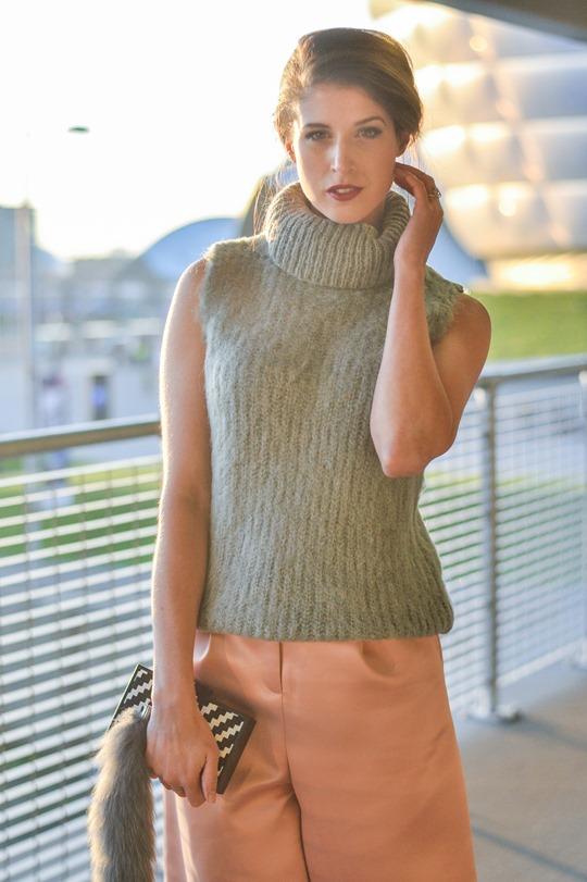 Thankfifi- MTV EMA style - fashion blogger streetstyle - Topshop satin culottes-6