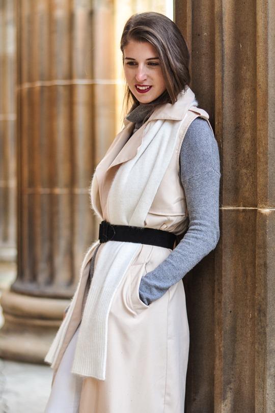 Thankfifi- Neutral layering - fashion blogger street style