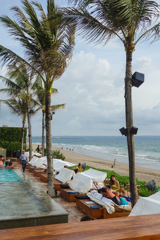 Thankfifi- Potato Head beach club, Seminyak, Bali