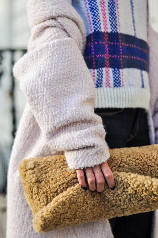 Thankfifi- Stella McCartney plaid jumper lookalike by H&M-6