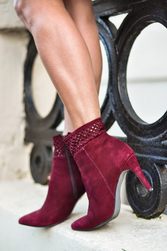 Thankfifi- Vogue Eyewear - Knit Knot Knit snood & Chloe burgundy cape coat - fashion blogger street style-8