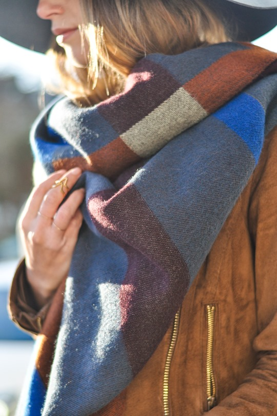 Thankfifi- Burberry blanket cape high street lookalike-10