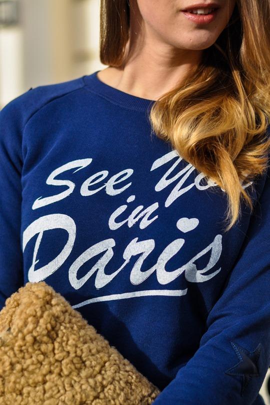 Thankfifi- Working sweats - Zoe Karssen 'See you in Paris'-10