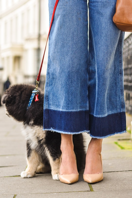 Thankfifi- H&M Trend denim culottes - a Glasgow fashion blog_-9