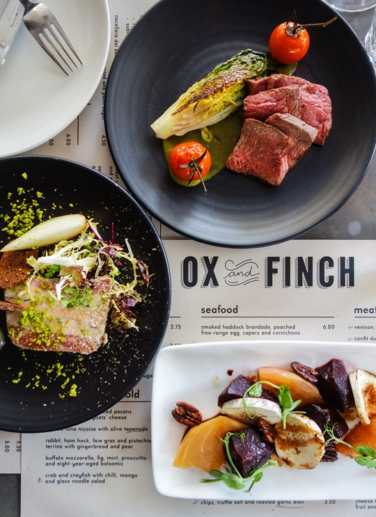 Thankfifi- Ox and Finch review, Glasgow food blog-3