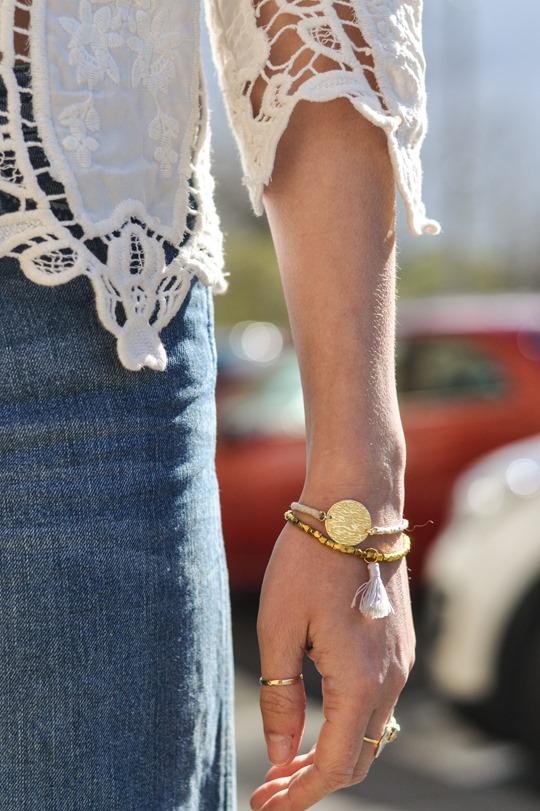 Thankfifi- The H&M Trend denim culottes & crochet lace-10