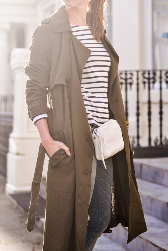 Thankfifi- Street style in F&F khaki trench coat-11