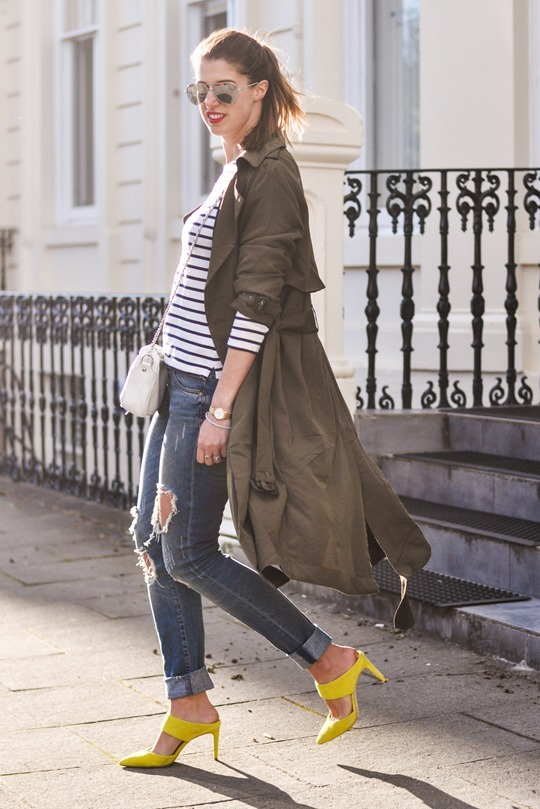 Thankfifi- Street style in F&F khaki trench coat-15