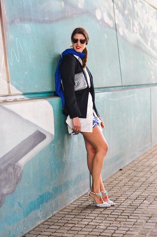 Thankfifi- Boden Alice polkadot high heels-7