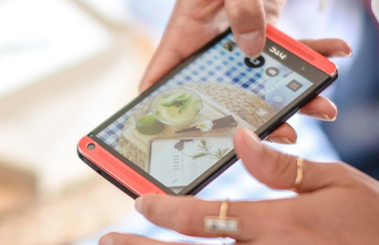 Thankfifi- Healthy cooking lesson with Spook on #NextBloggerIsland