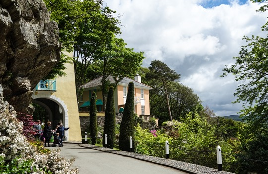 Thankfifi- Portmeirion village with Ted Baker-2