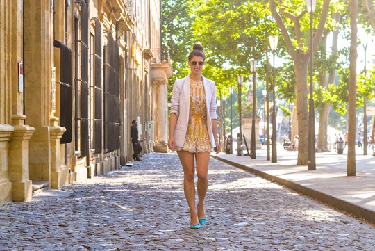 Thankfifi - Zimmermann scallop lace playsuit in Aix en Provence-16