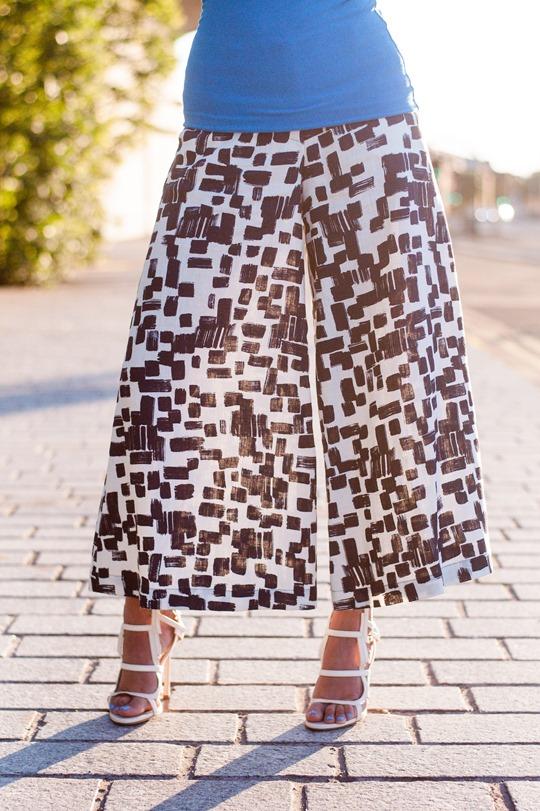 Thankfifi- Maxmara Carrara culottes & Chelsea Paris Blade sandals-27