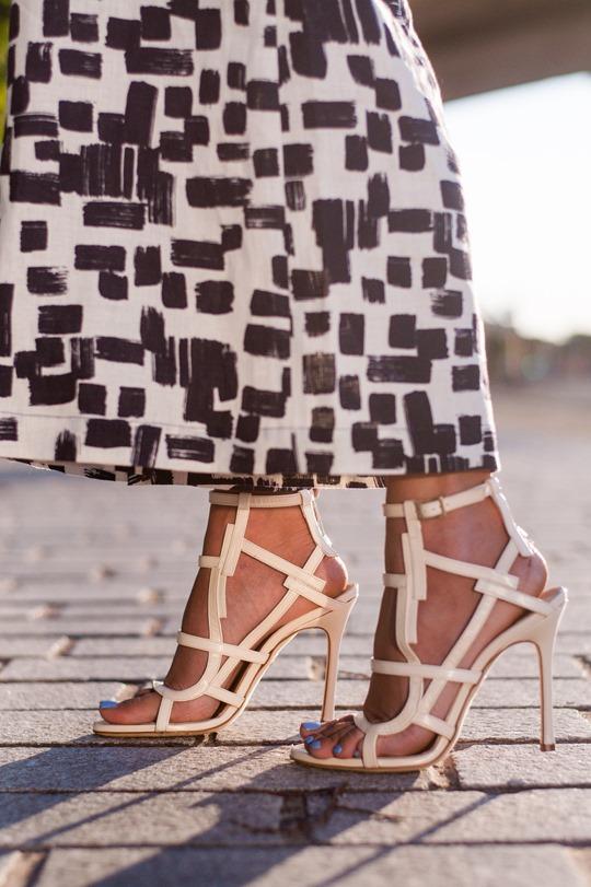 Thankfifi- Maxmara Carrara culottes & Chelsea Paris Blade sandals-9