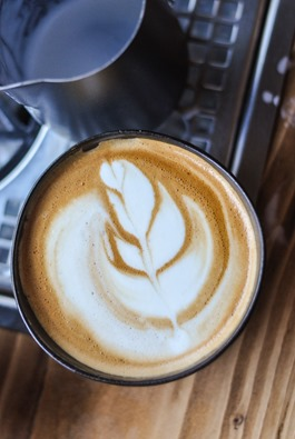 Thankfifi- Coffee time - latte art class at Meadow Road, Patick Glasgow-24