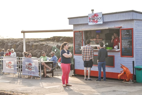 Thankfifi- Lobster Shack, North Berwick-8