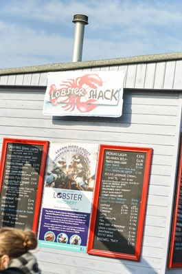 Thankfifi- Lobster Shack, North Berwick