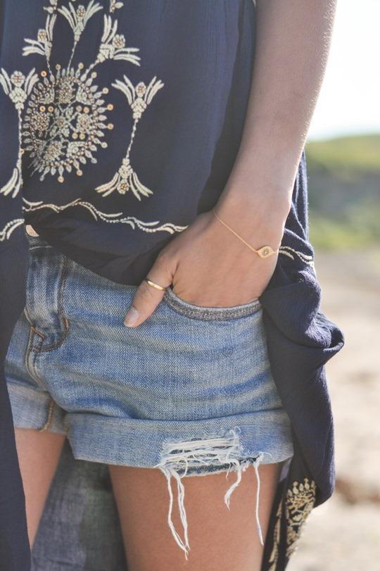 Thankfifi- Monsoon embroidered beach dress-6