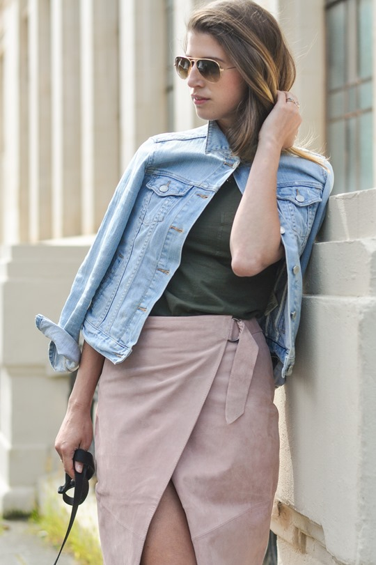 Thankfifi- New ways to wear a denim jacket - cape style-2