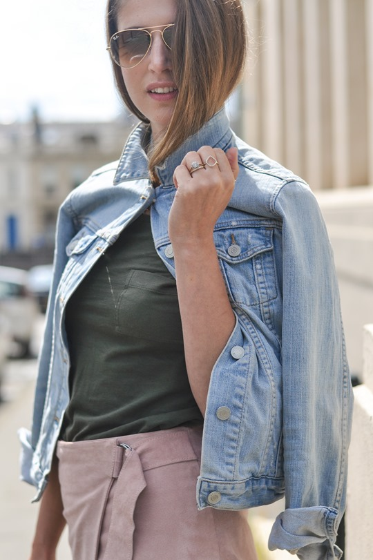 Thankfifi- New ways to wear a denim jacket - cape style-5
