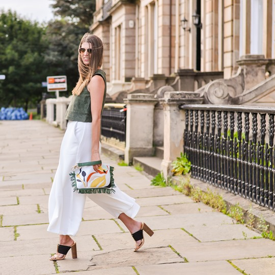 Thankfifi- The Outnet Iris And Ink Ingrid cream culottes - fashion blogger streetstyle-19