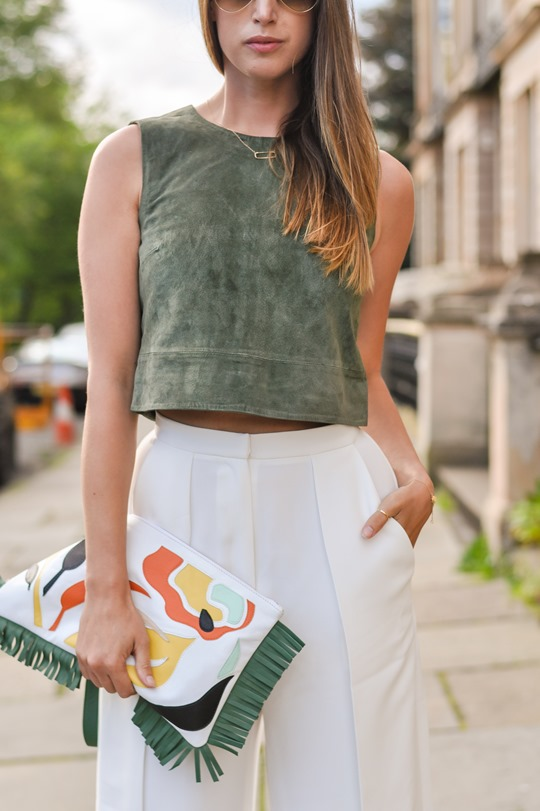 Thankfifi- The Outnet Iris And Ink Ingrid cream culottes - fashion blogger streetstyle-9