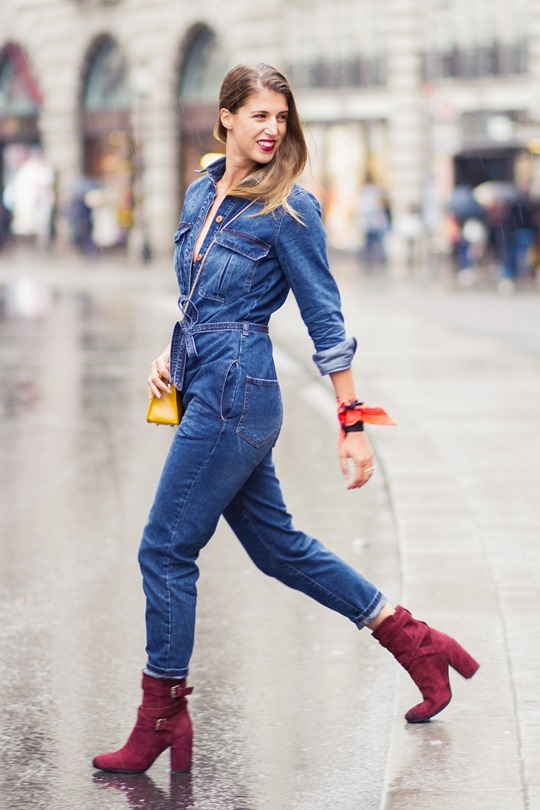 Thankfifi - LFW capsule wardrobe, Regent Street - Mango jumpsuit-3