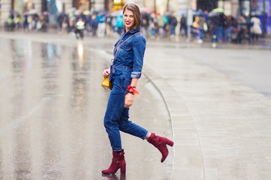 Thankfifi - LFW capsule wardrobe, Regent Street - Mango jumpsuit-5