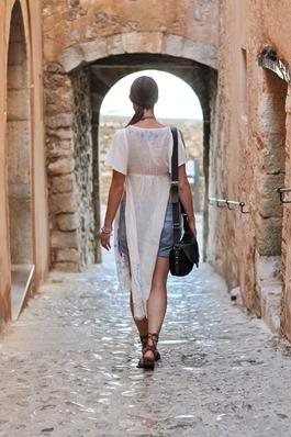 Thankfifi- Free People Sugar lace top, Ibiza old town-7