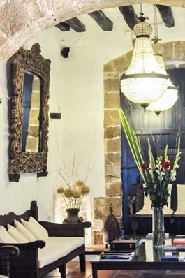 Thankfifi- La Torre Del Calnonigo, Ibiza old town - boutique luxury review-11