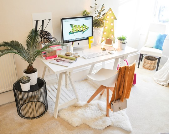Thankfifi- Home office makeover with Dwell #DwellMoments-18