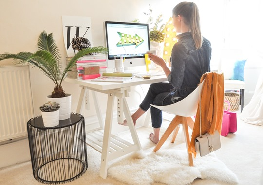 Thankfifi- Home office makeover with Dwell #DwellMoments-3