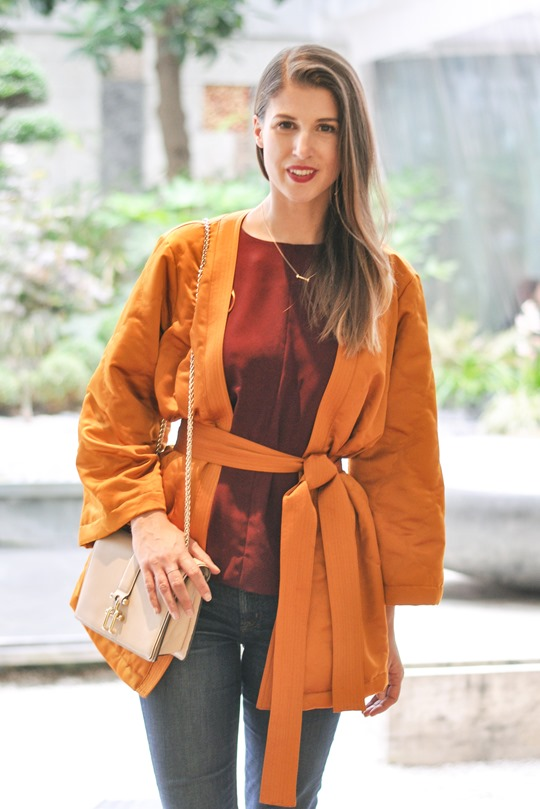 Thankfifi_Marks&Spencer-Limited-London-mustard-kimono