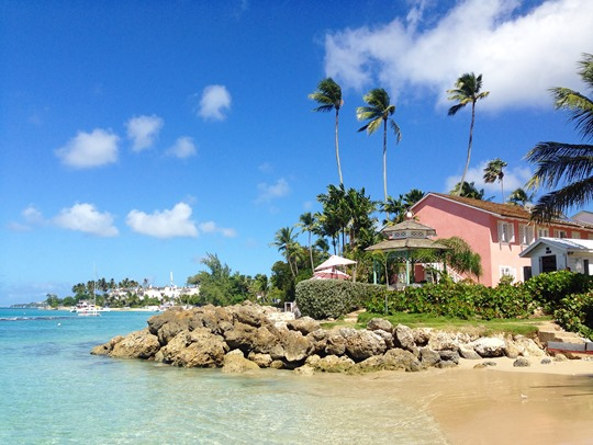 Thankfifi - Cobblers Cove Hotel, Barbados - beach 2