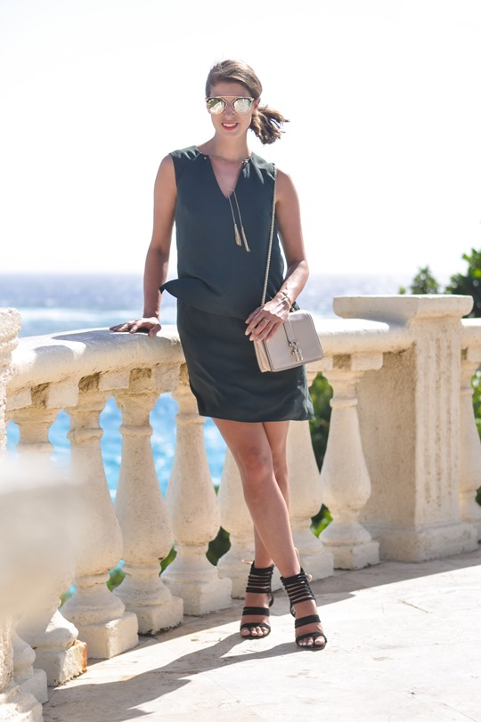 Thankfifi- Reiss Blaze dress - The Crane, Barbados-4