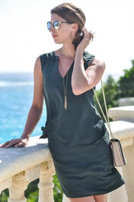 Thankfifi- Reiss Blaze dress - The Crane, Barbados-6