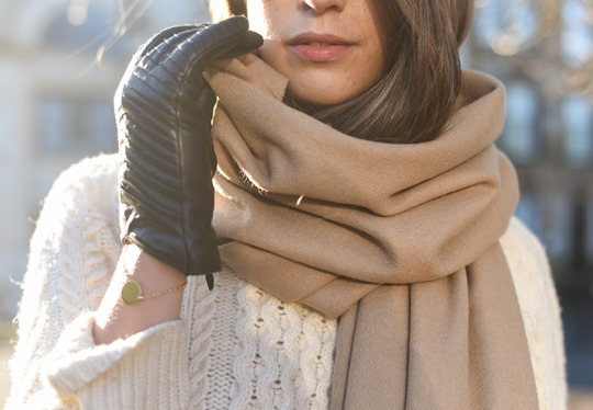 Thankfifi- Gant rugger scarf
