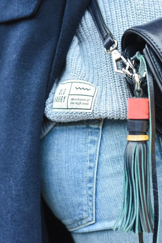 Thankfifi- Rebecca Minkoff Sydney tassel bag.