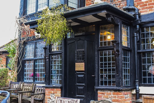 Thankfifi- The Royal Standard of England, the oldest pub in England, a review-18