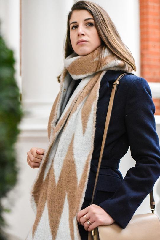 Oversized Asos chevron blanket scarf - Thankfifi-10