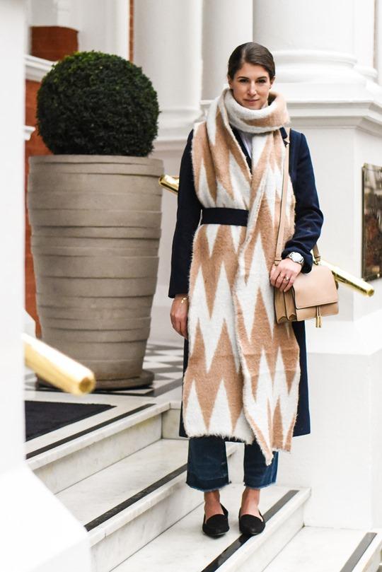 Oversized Asos chevron blanket scarf - Thankfifi-5 copy