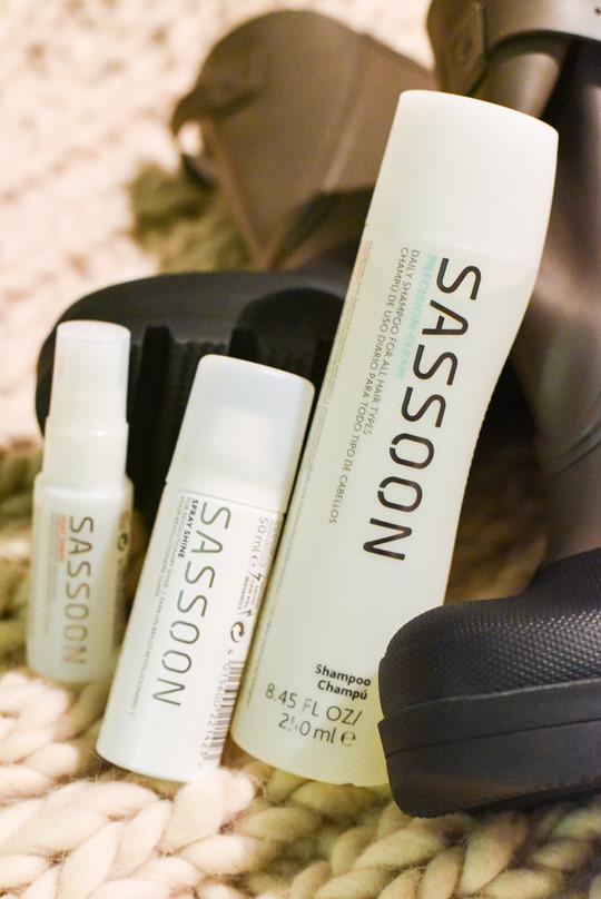 Sassoon Fashion Week essentials - LFW packing - Thankfifi-2.