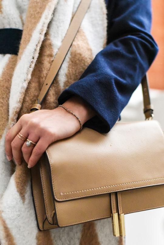 The perfect nude - Reiss Marcel bag - Thankfifi